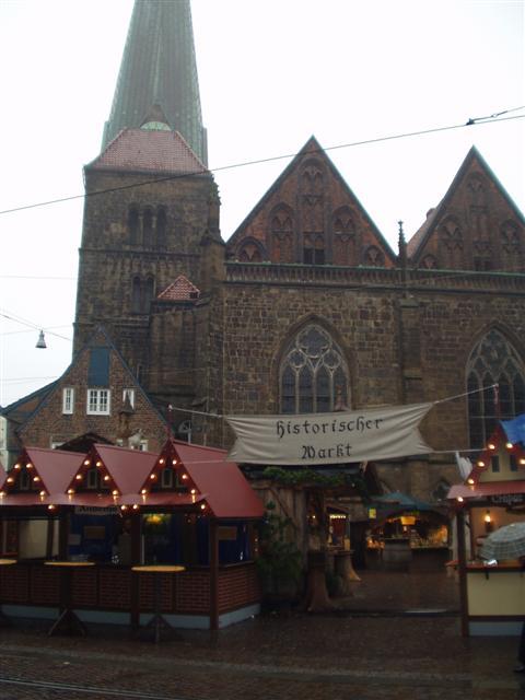 The Historischer Markt