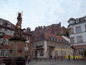 Heidelberg's Famous Schloss